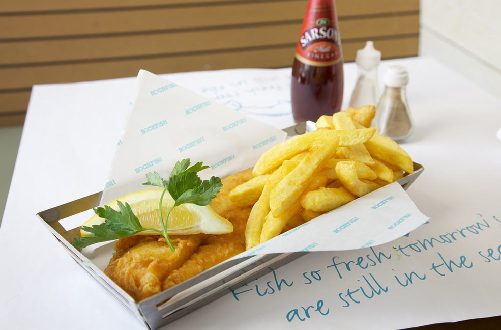 Devon's Top Ten Best Fish and Chips