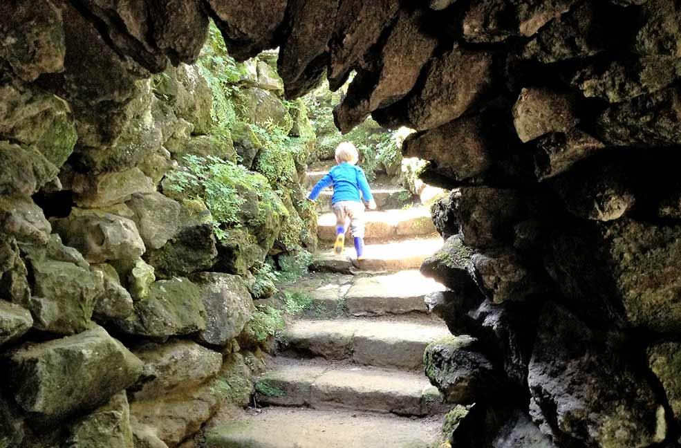 Stourhead grotto
