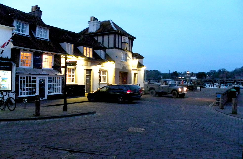 The Ship Inn, Lymington