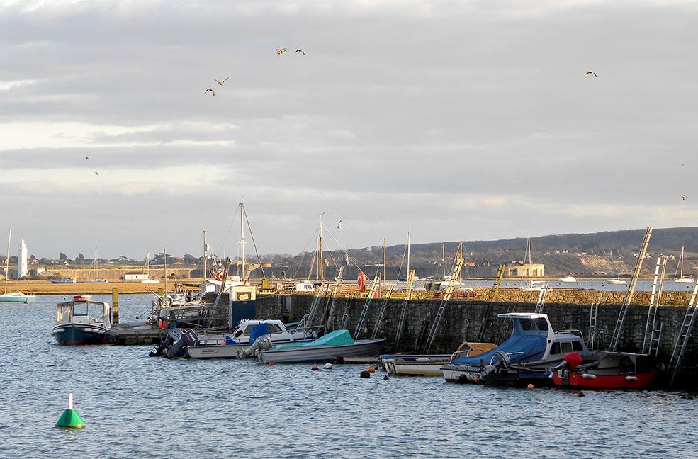 Lymington boats