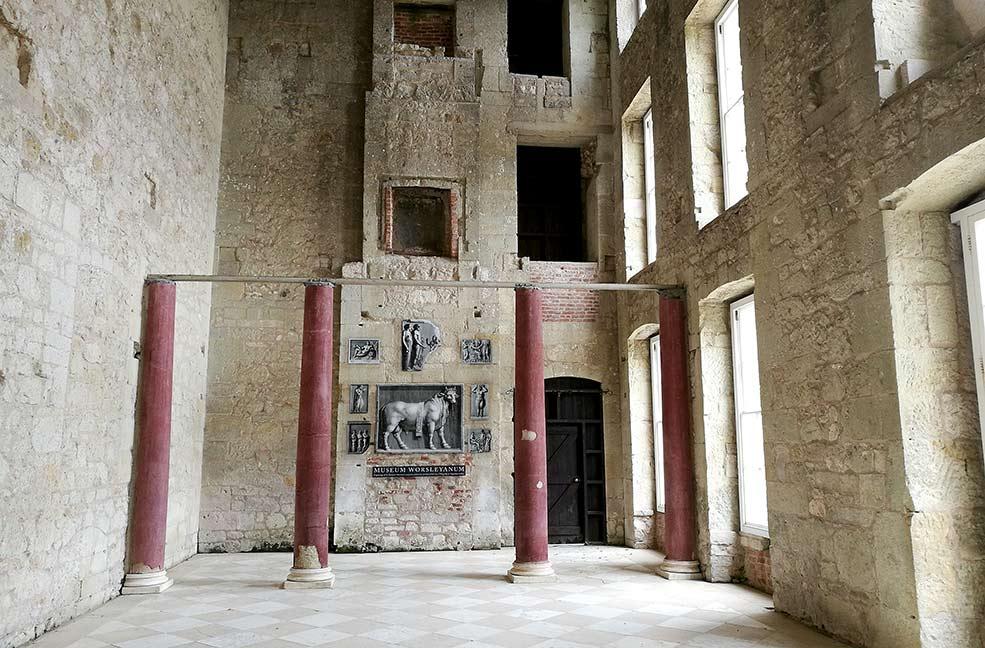 Appuldurcombe ruins