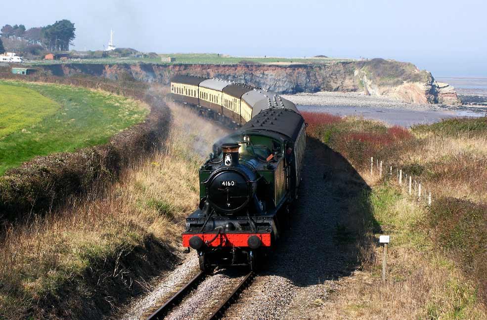 West Somerset Railway trainspotting