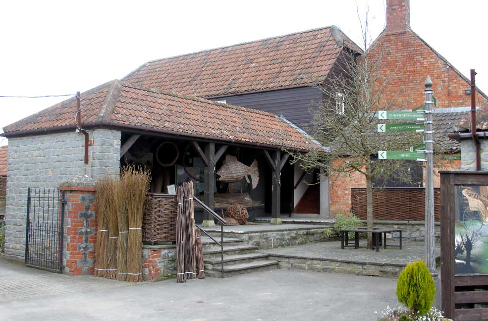 Taunton Willow and Wetlands Heritage Centre
