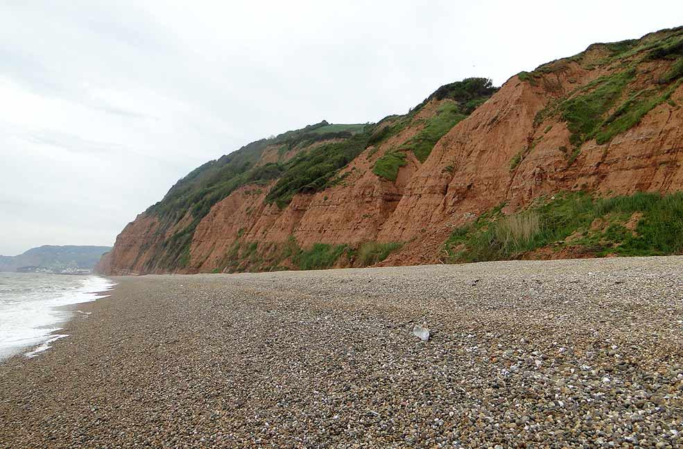Salcombe Mouth Beach