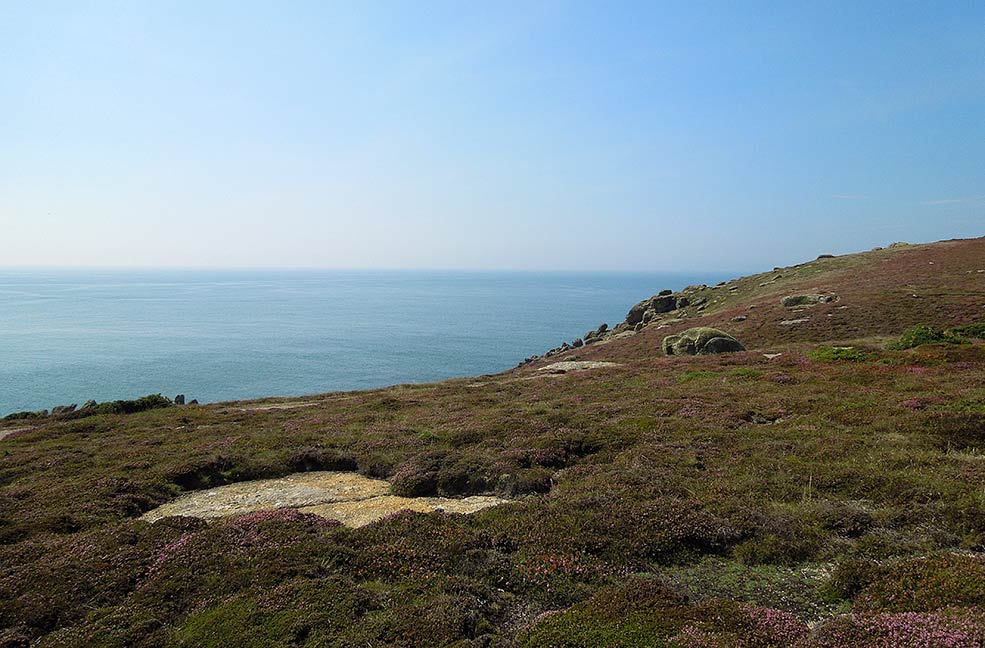 An American in Cornwall: The Penwith Moors