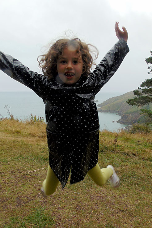 Coleton Fishacre rainy day fun