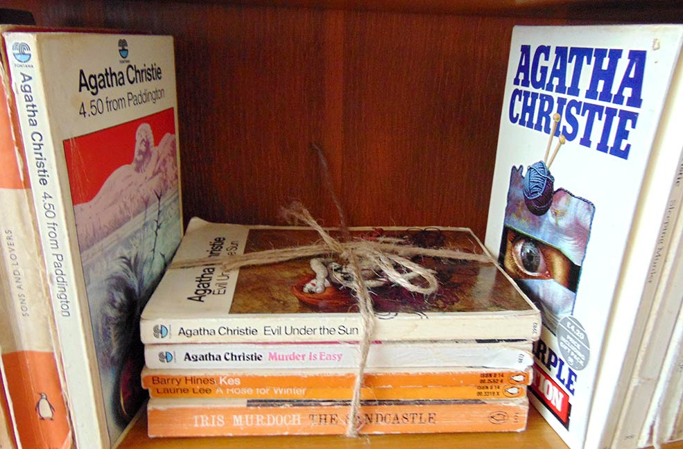 Agatha Christie places to go