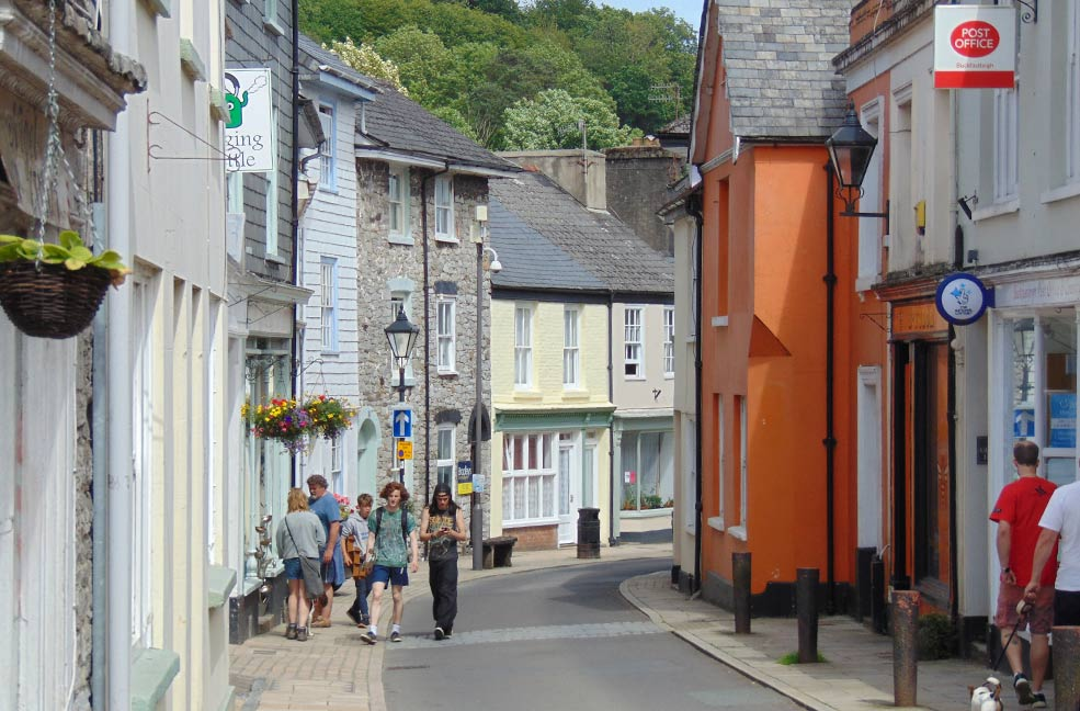 Things to do in Buckfastleigh