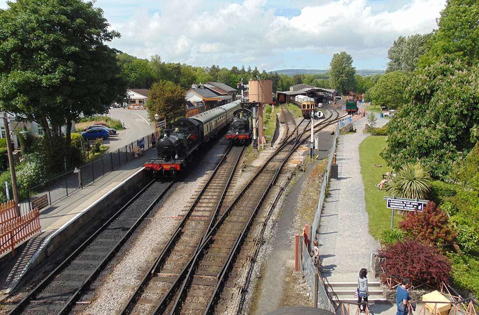 South Devon Railway Buckfastleigh