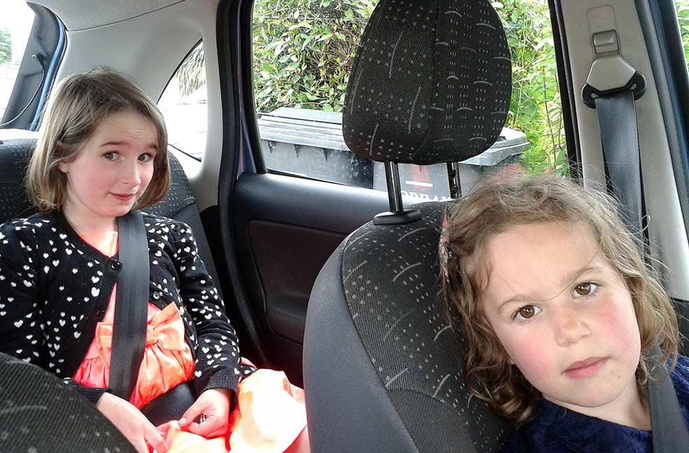 Car journeys