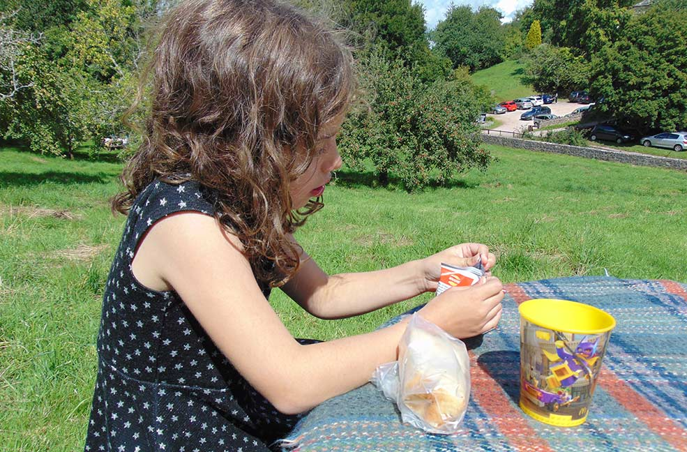 Lots of learning for little ones at this National Trust manor house.