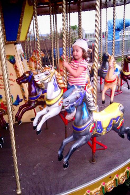 Dawlish fun fair