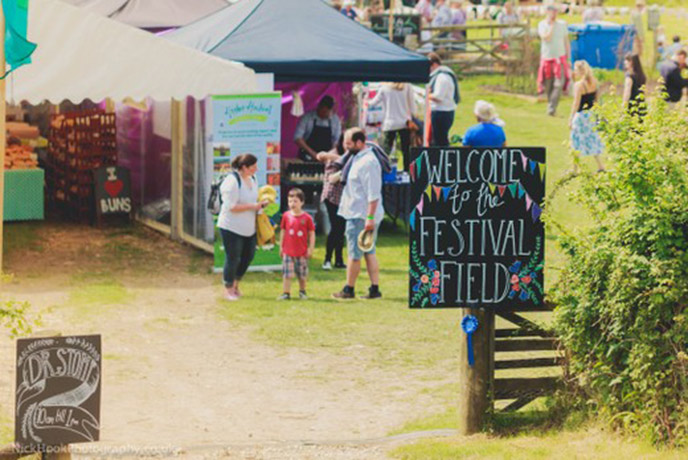 Devon's best family friendly festivals