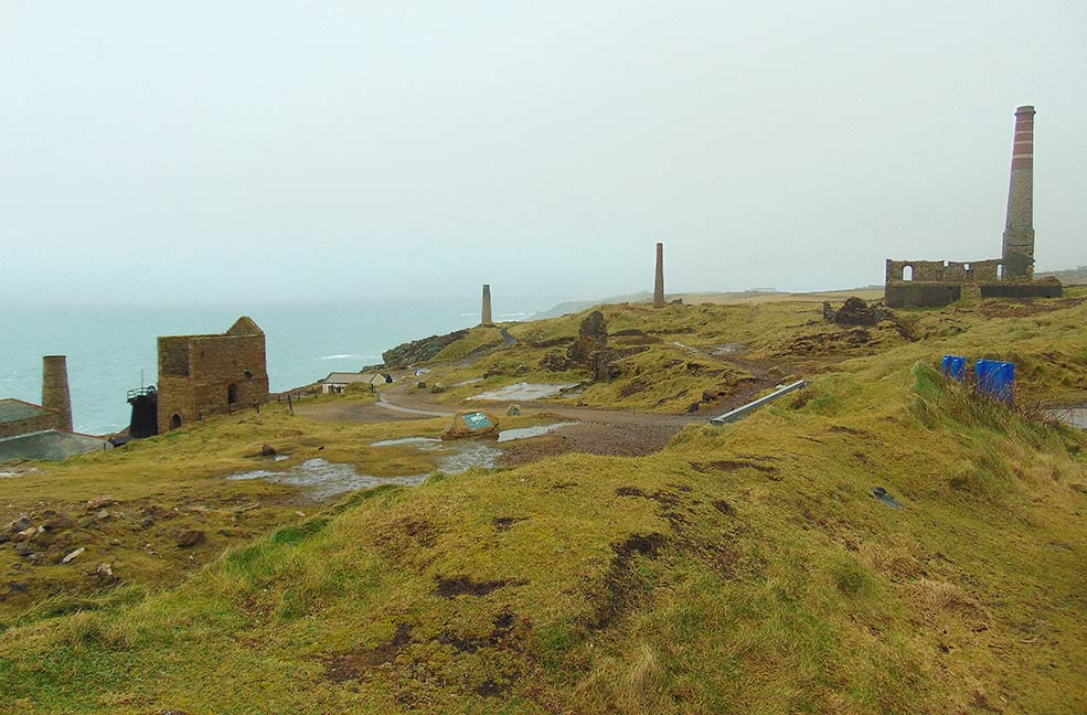 Film locations in Cornwall and Devon