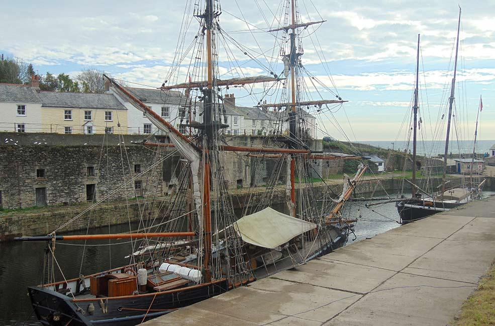 Charlestown tallships