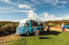 Food vans of south Devon