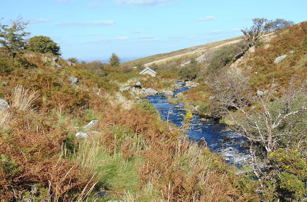 Dartmoor legends of ghosts and ghouls