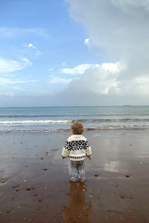 Family Holidays: Pram-friendly Goodrington Sands beach in south Devon