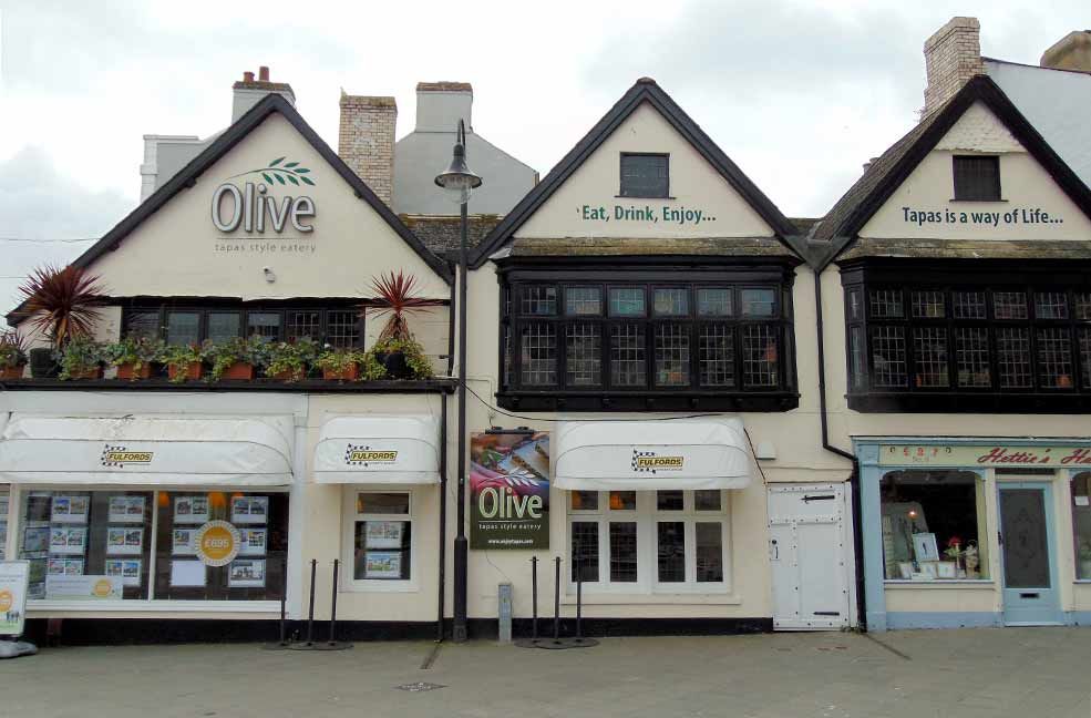 Olive Restaurant Newton Abbot