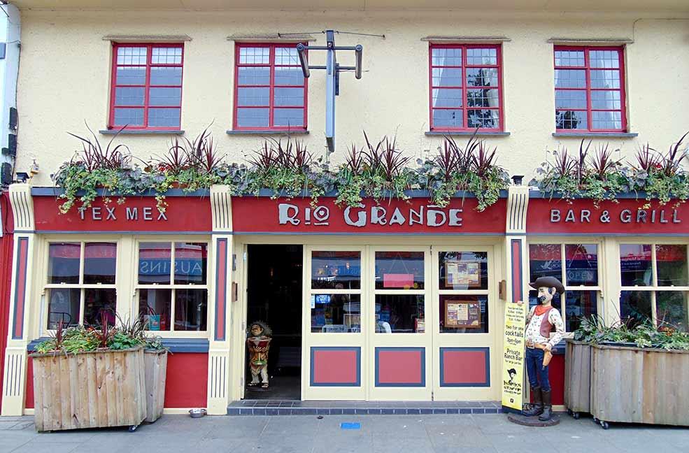 Rio Grande restaurant Newton Abbot