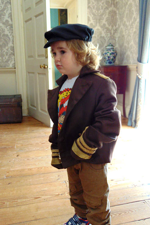 Dressing up at Saltram House | Plymouth, Devon