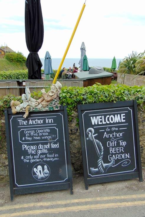 Anchor Inn Seaton