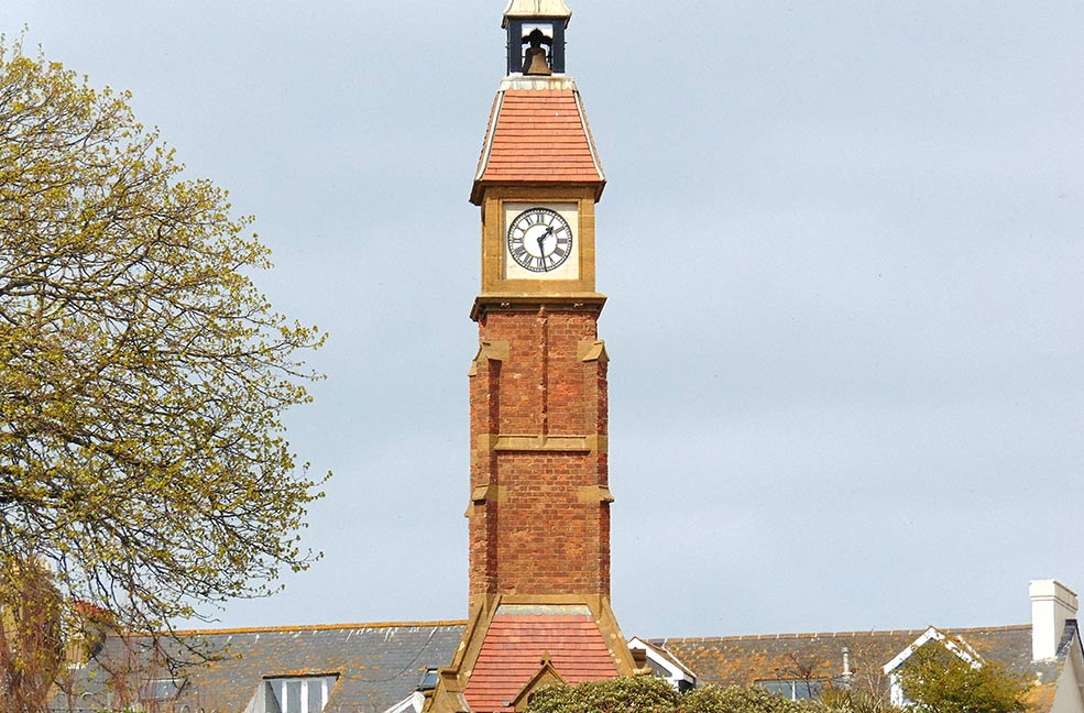 Seaton clock tower