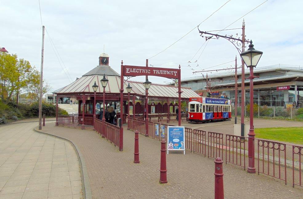 Seaton Electric Tramway
