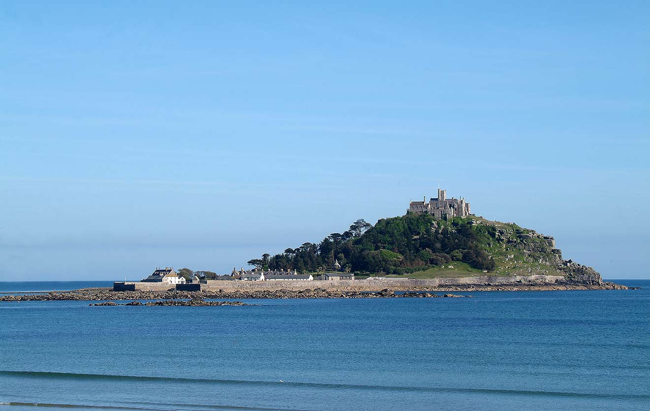 St Michael's Mount day trip