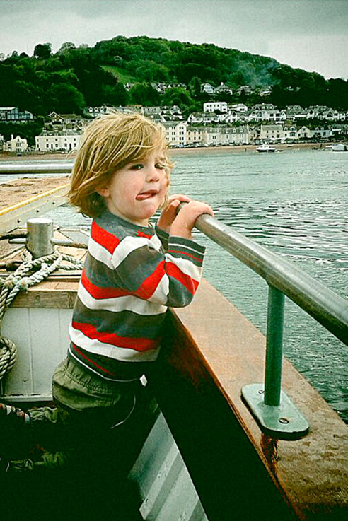 Teignmouth boat ride