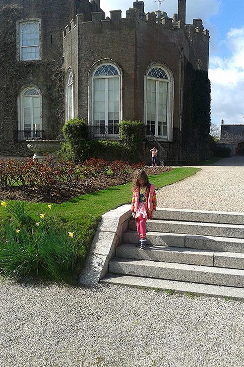 Teignmouth castle