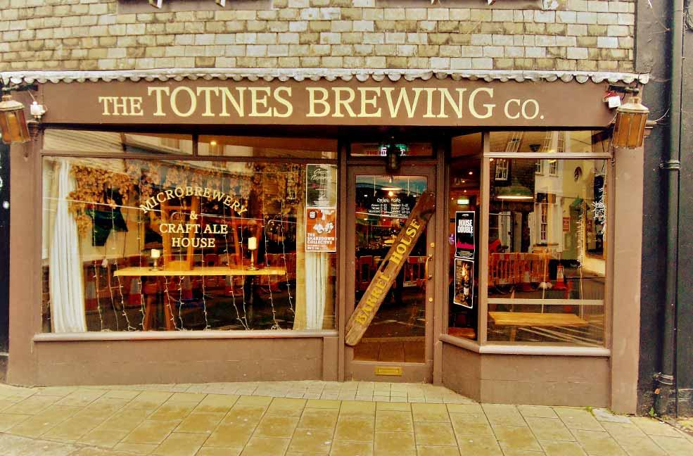 Totnes brewing