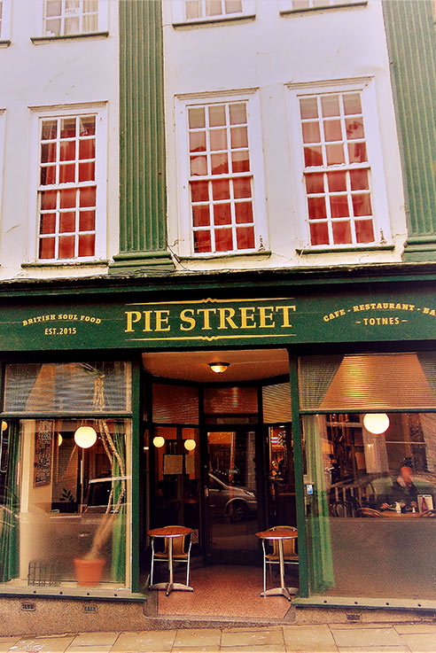 Pie Street Totnes