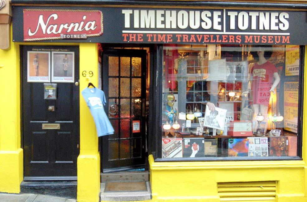 Time Travel Museum Totnes