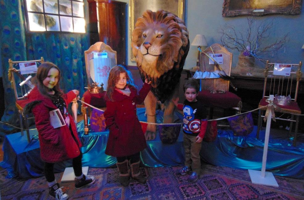 Narnia at Killerton