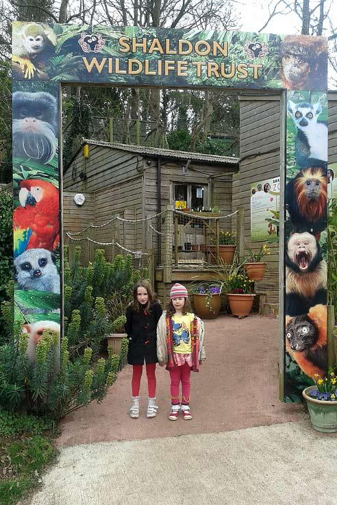 Shaldon Wildlife Park