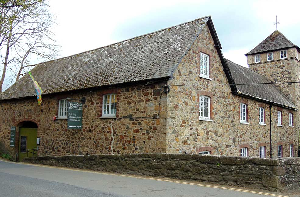 Devon Guild Bovey Tracey