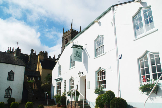 Church House Inn, Marldon