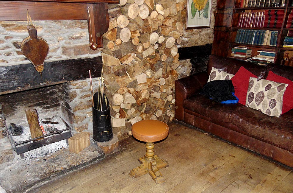 Cosy country pubs