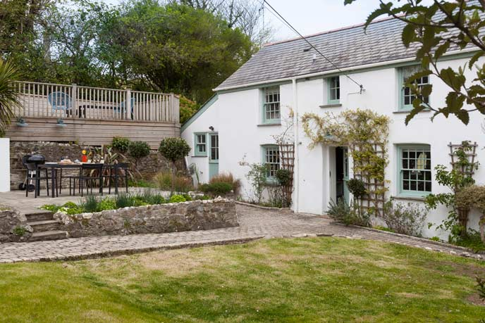 Dale Cottage, St Agnes, Cornwall