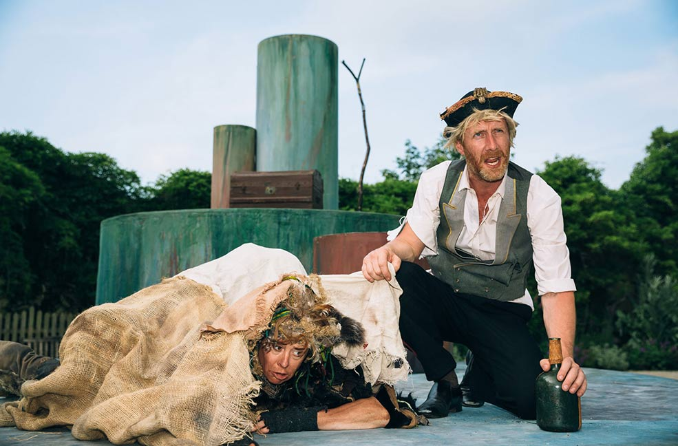 Miracle Theatre do Shakespeare's The Tempest