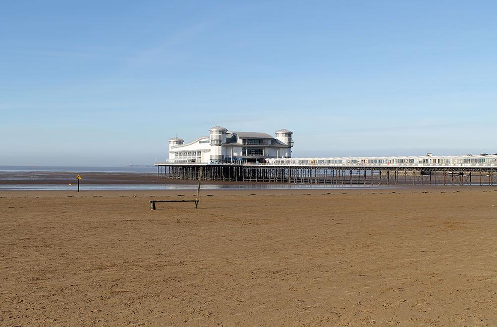 Grand Pier beach review