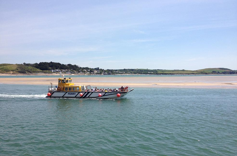 Padstow ferry