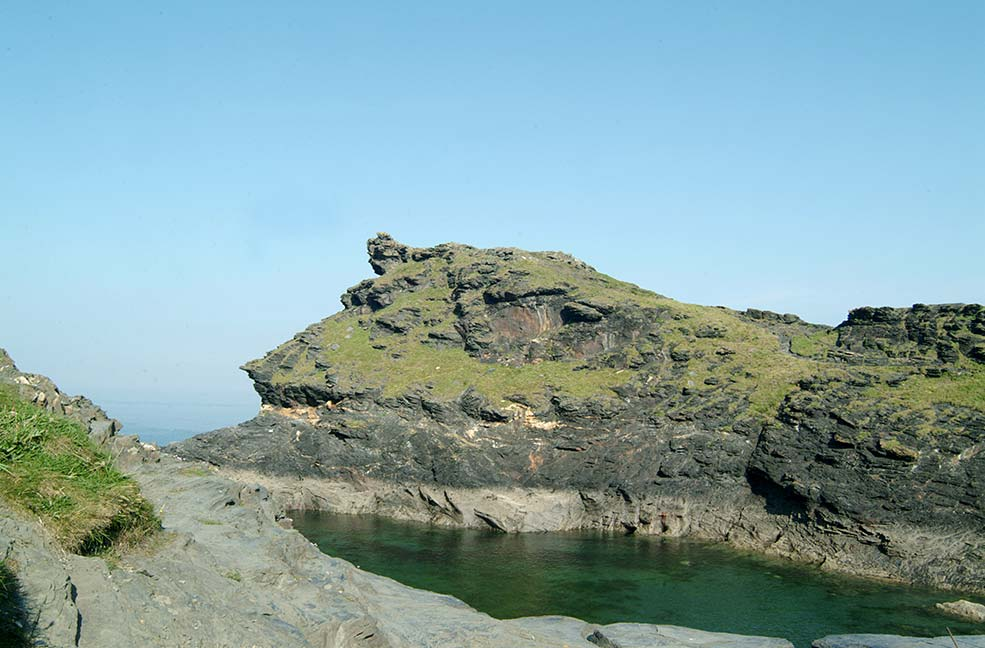 Boscastle coast path