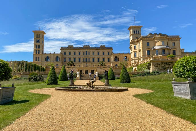 Queen for a day: A visit to Osborne House