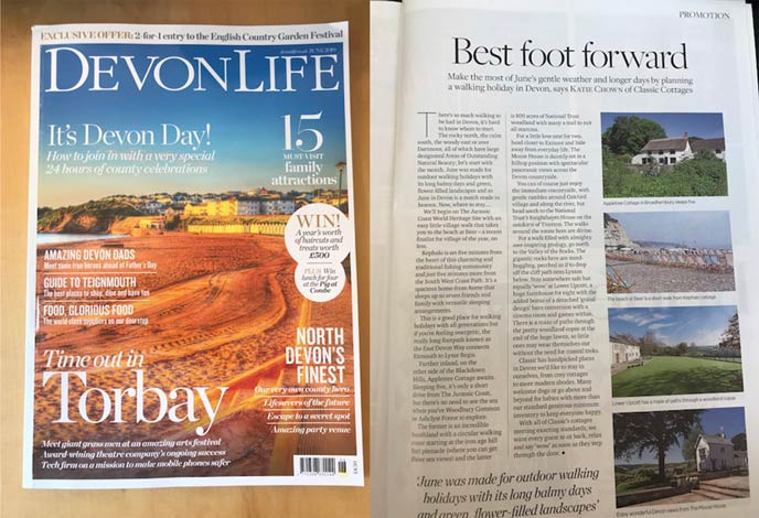 Classic Cottages   Read our latest features in the press