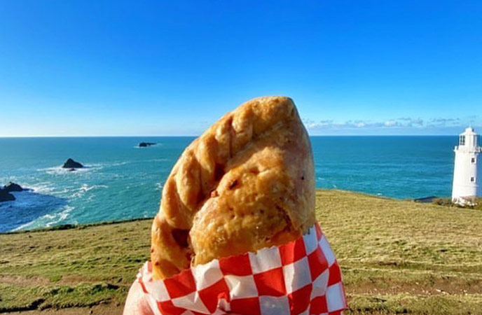 The best pasties in Cornwall