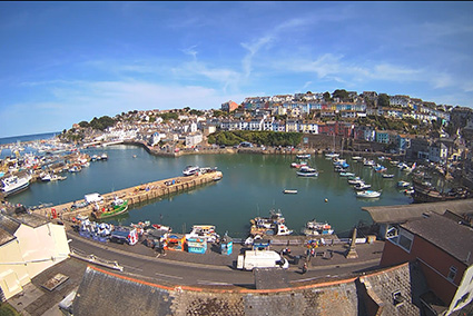 Brixham Webcam