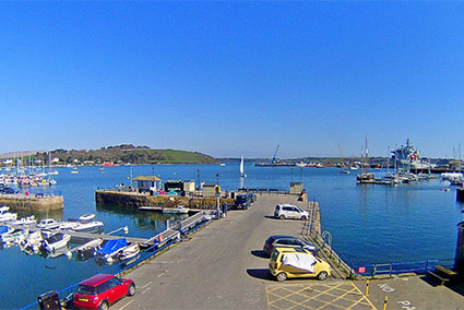 Falmouth Webcam