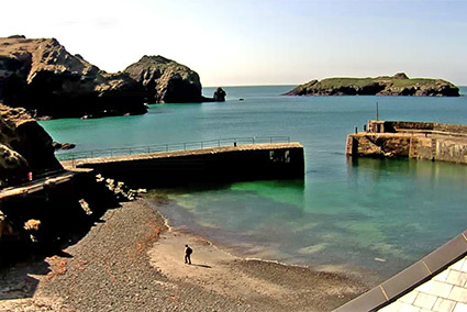 Mullion Webcam